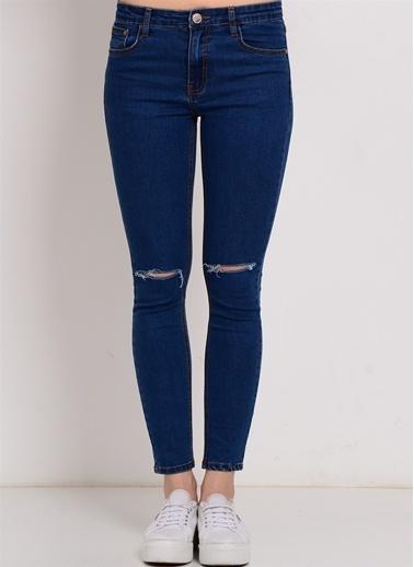 Glamorous Pantolon Mavi